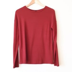 ICONE  Light Sweater Burgandy